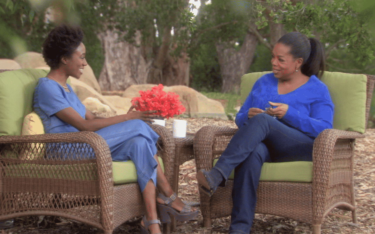 Oprah and O Girls Feature