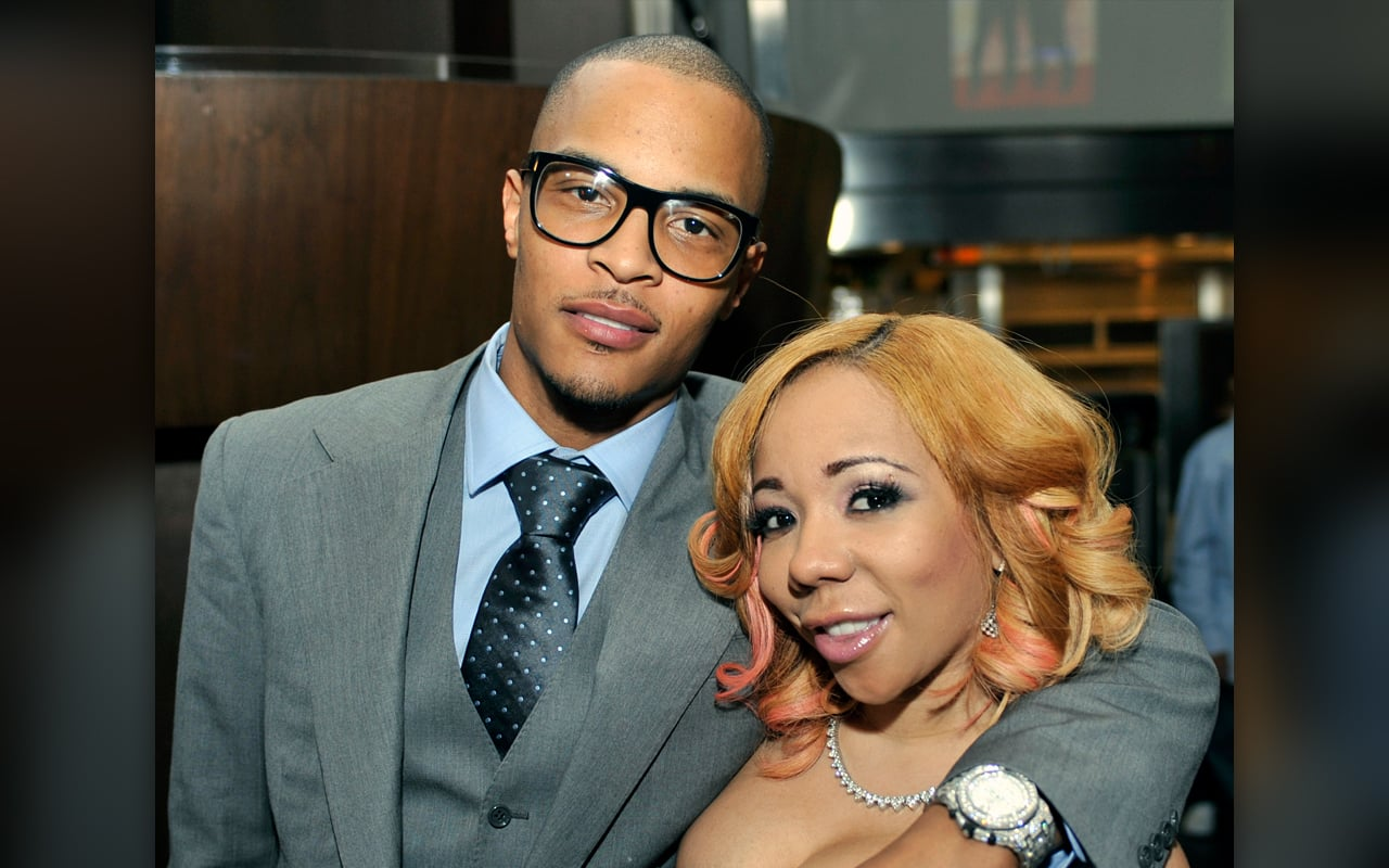 Who is T.I. dating right now?. T.I.