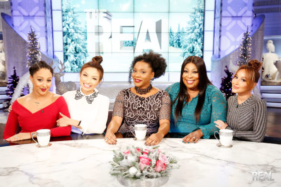 """Our Editor-in-Chief Talks """"Power"""" on """"The Real"""""""