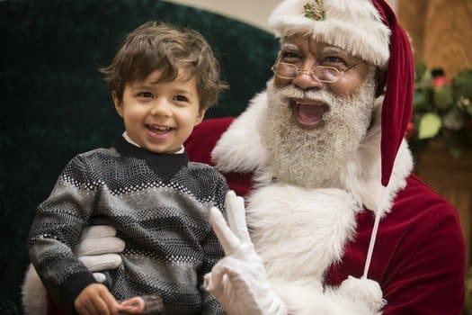 Merry Melanin: Black Santa to Make History