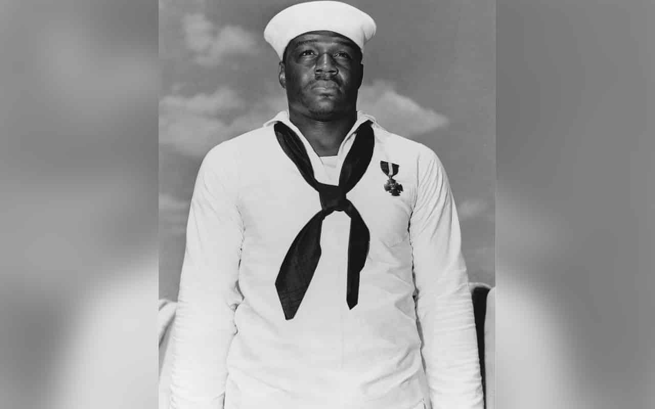 'Dorie' Miller, World War II's First Black Hero Still Waits for Medal of Honor