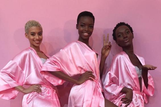 #BlackGirlMagic Was All Over the Victoria's Secret Fashion Show in Paris