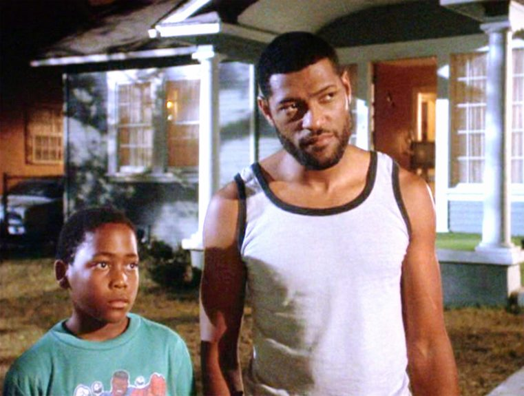 """""""Furious Styles,"""" aka Laurence Fishburne in <i>Boyz n the Hood</i>, is the O.G. of the Stay Woke Crew. A militant South Central-based father who kept his naive son Tre (Cuba Gooding Jr.) on the straight and narrow when it came to'hood shoot-outs, gangs and girls, Furious was a solid, fiercely protective pops who accepted no excuses."""