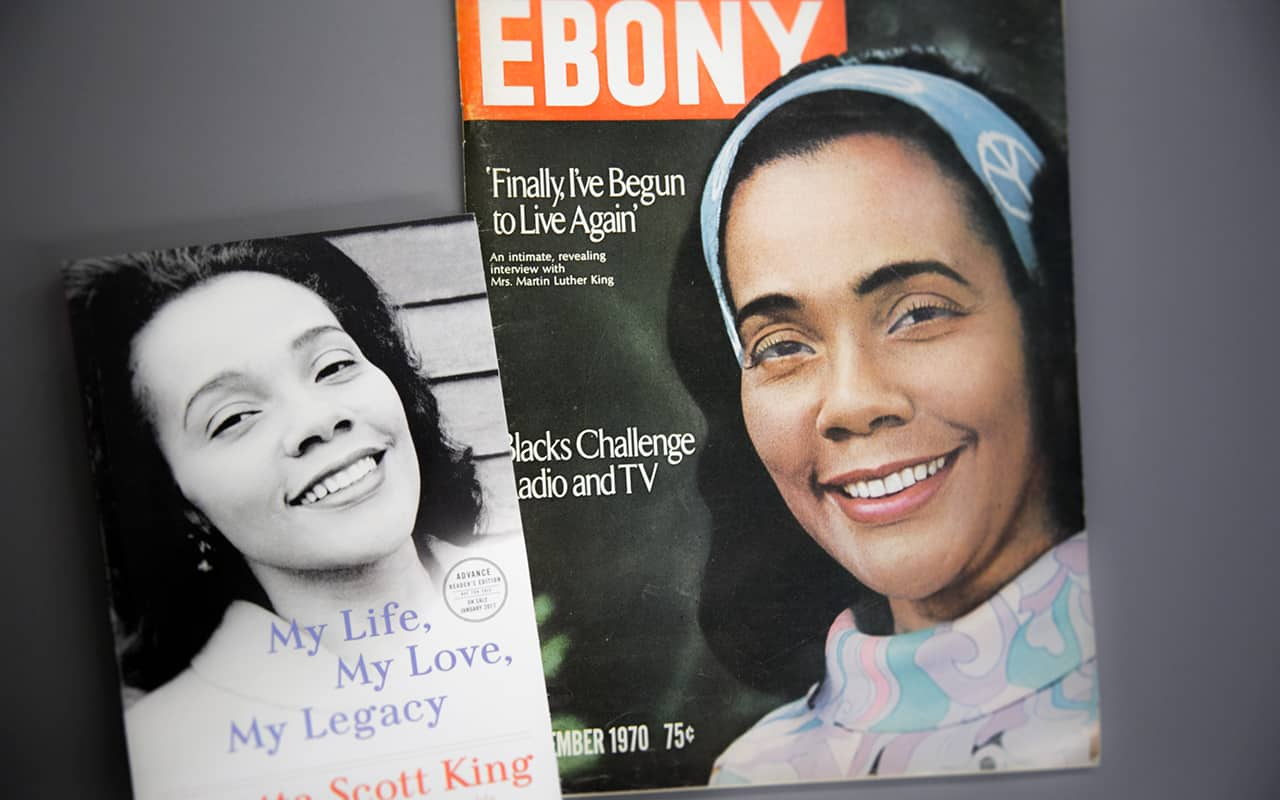 Coretta Scott King Memoir