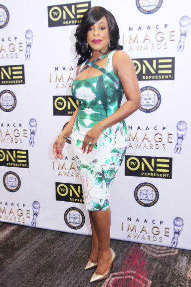 """Niecy Nash, star of """"Scream Queens"""" and """"The Soul Man."""""""