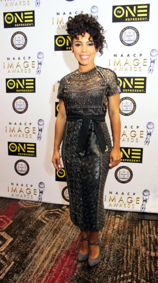 """Amirah Vann, nominated For Outstanding Supporting Actress in a Drama Series, """"Underground."""""""