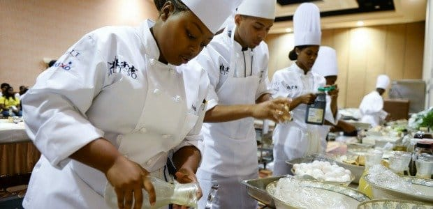 Image result for young black chefs