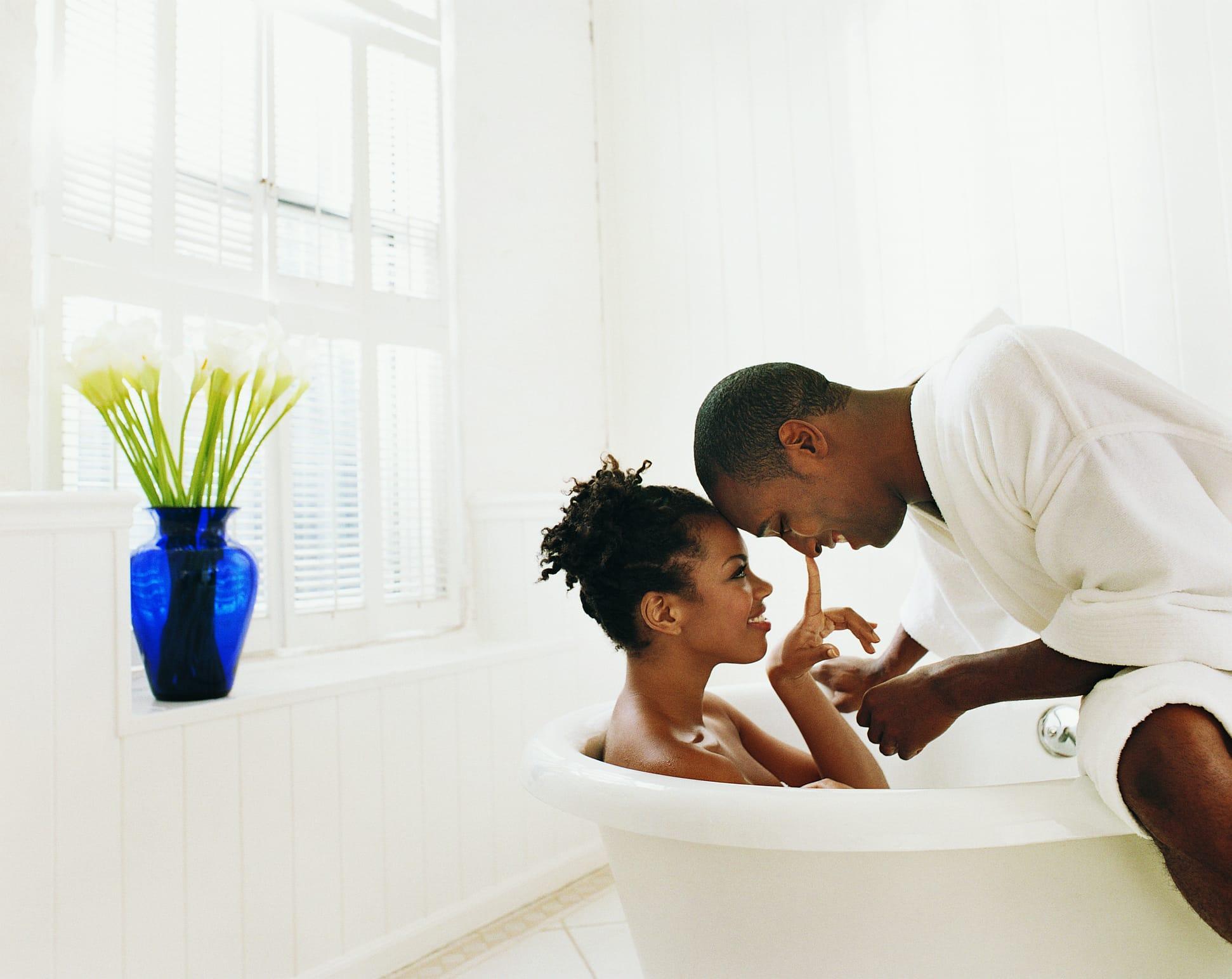 Bathroom Romance diy romance: 10 ways to transform your bathroom into a spa