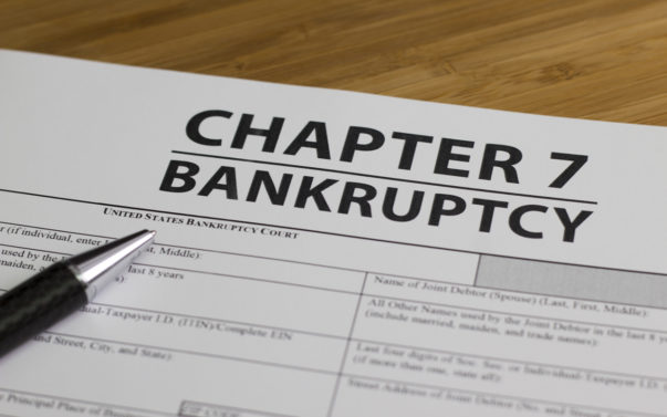 The Bright Sides to Filing for Chapter 7 Bankruptcy