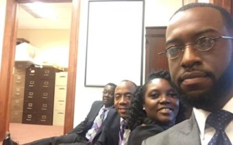 NAACP Members Arrested During Jeff Sessions Sit-in Protest