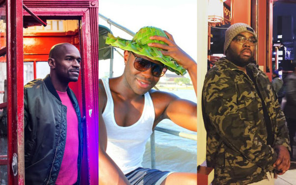 5 Men You Should Know in Black Travel
