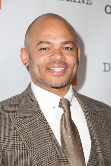 "Anthony Hemingway, director of ""Underground"" (Photo: Sheri Determan)"