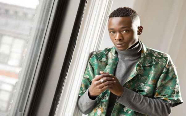 'Moonlight' Actor Ashton Sanders Teaming with Denzel Washington?!