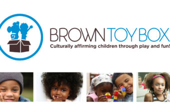 Brown Toy Box Tackles Representation in Toys