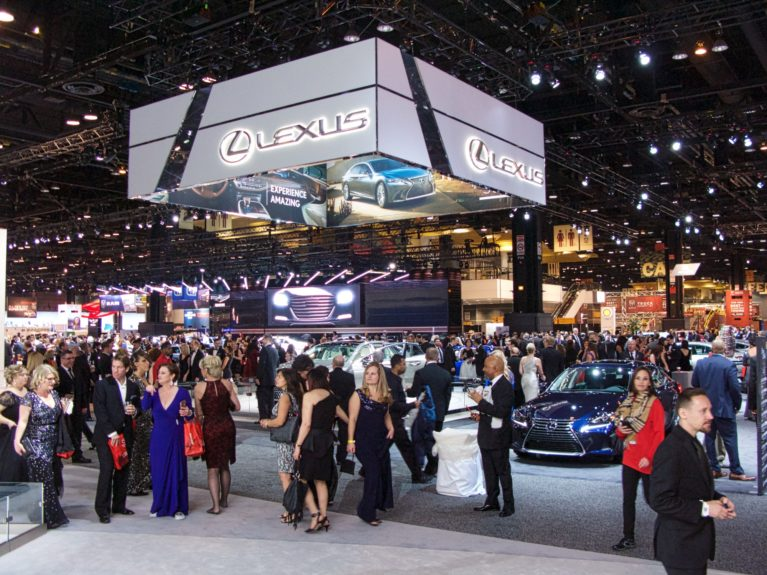 First Staged in 1901, the Chicago Auto Show is one of North America's largest auto expositions