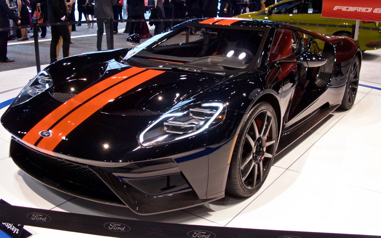 2017 Chicago Auto Show Offers Up the Best Off the Assembly ...