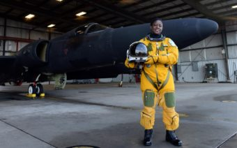 [In My Lifetime] Col. Merryl Tengesdal Remembers Her First Solo U-2 Flight