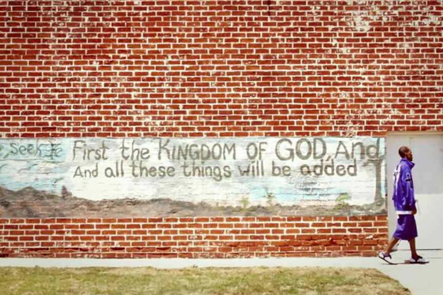 Seek Ye First the Kingdom of GOD And All These Things Will Be Added.