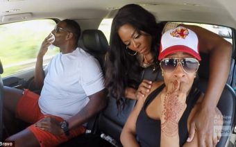 RHOA's Sheree Whitfield Dispels 'Strong' Black Women and Abuse Myth