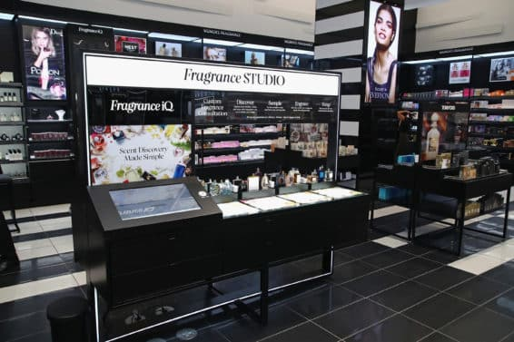 Sephora 34th Street Store Grand Opening on March 30, 2017 in New York City.