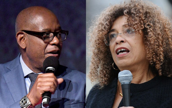 Forest Whitaker to Executive Produce Angela Davis Biopic