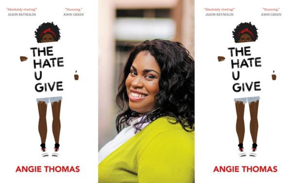 One-on-One with 'The Hate U Give' Novelist Angie Thomas