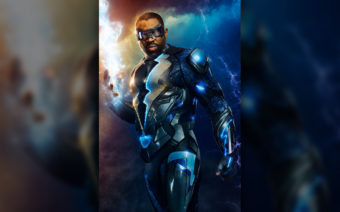 FIRST LOOK: The CW's Black Lightning