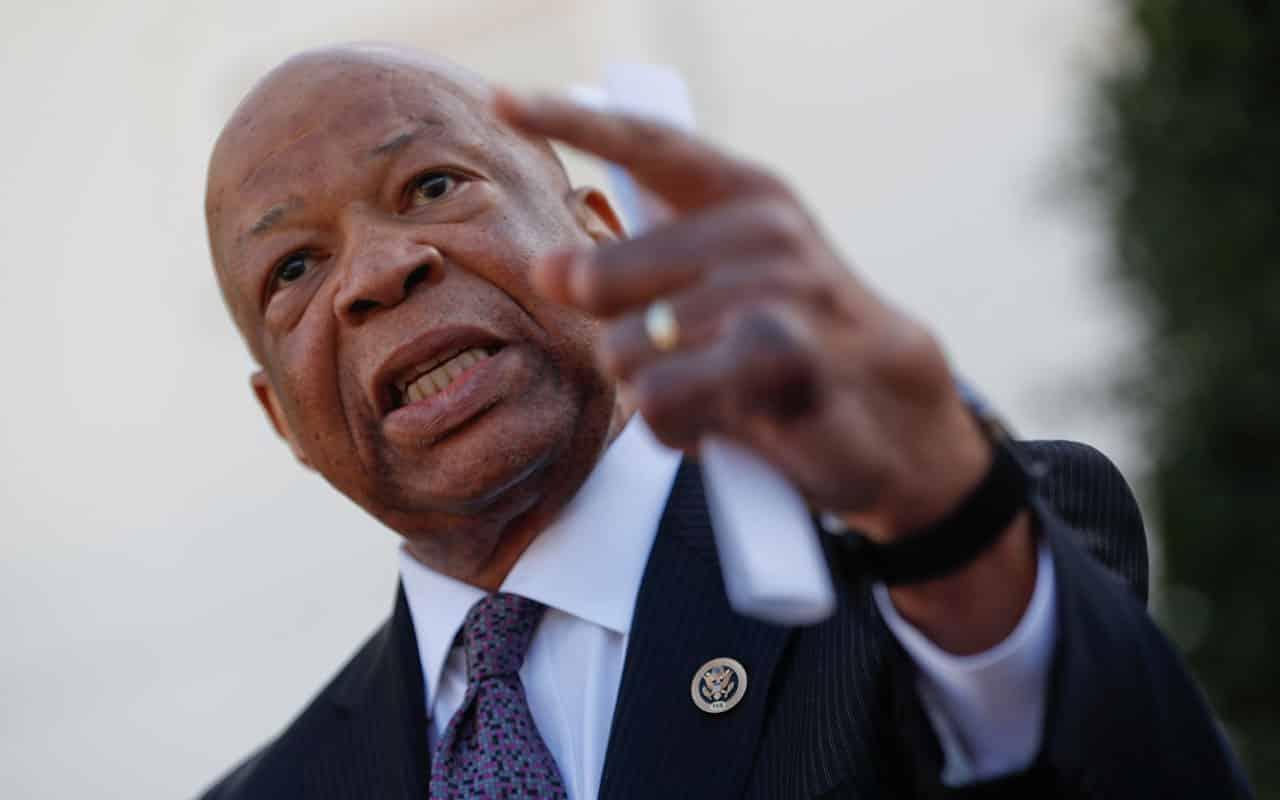 Rep. Elijah Cummings Sets Trump Straight on Anti-Black Rhetoric