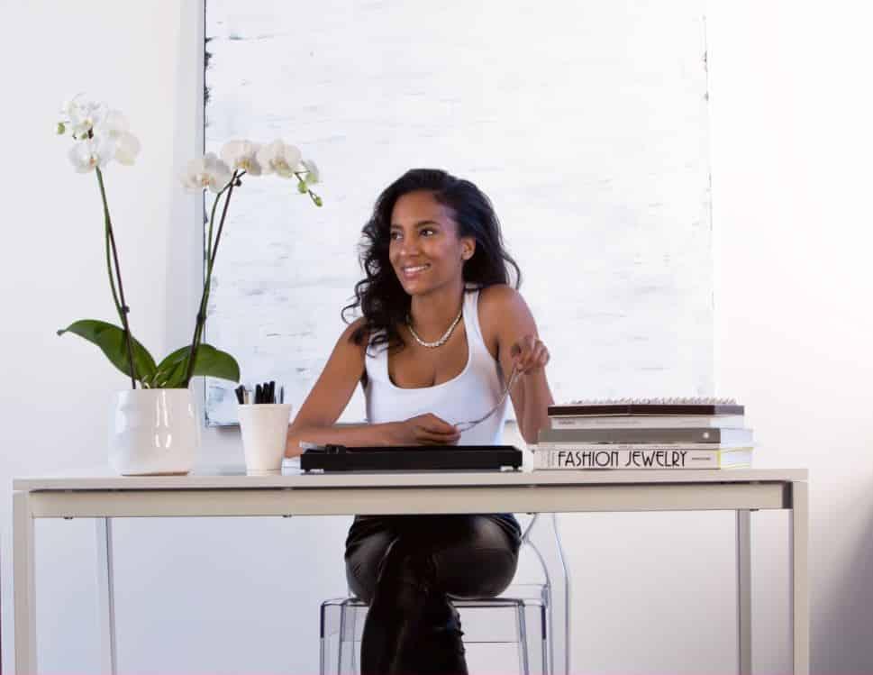 What a Gem! Meet Diamond Dealer Zenobia Morrow • EBONY