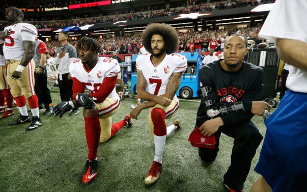 Colin Kaepernick, NFL, Protest, National Anthem