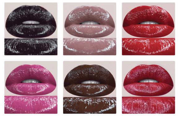 Pnk Digger Lip Pigments