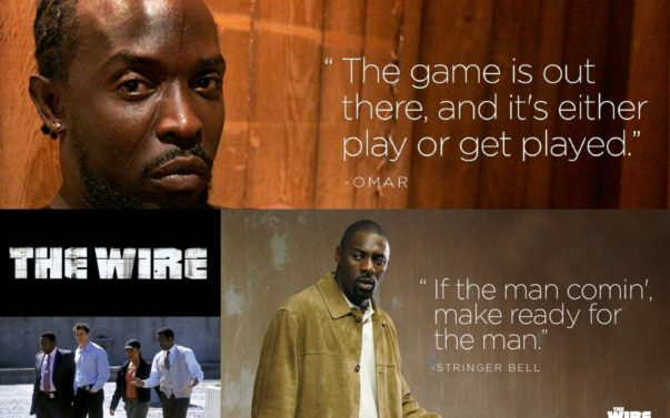 Law School: 'Crime, Law and Society in 'The Wire'