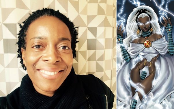 Yona Harvey: First Black Woman to pen 'Storm' for Marvel