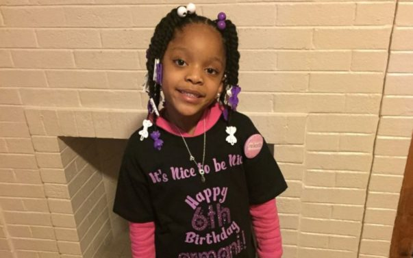 Instead of Having Birthday Party, 6-Year-Old Feeds the Homeless