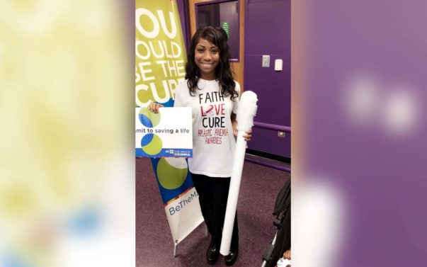 Young Mother Encourages Blacks to 'Be the Match' and Donate Bone Marrow