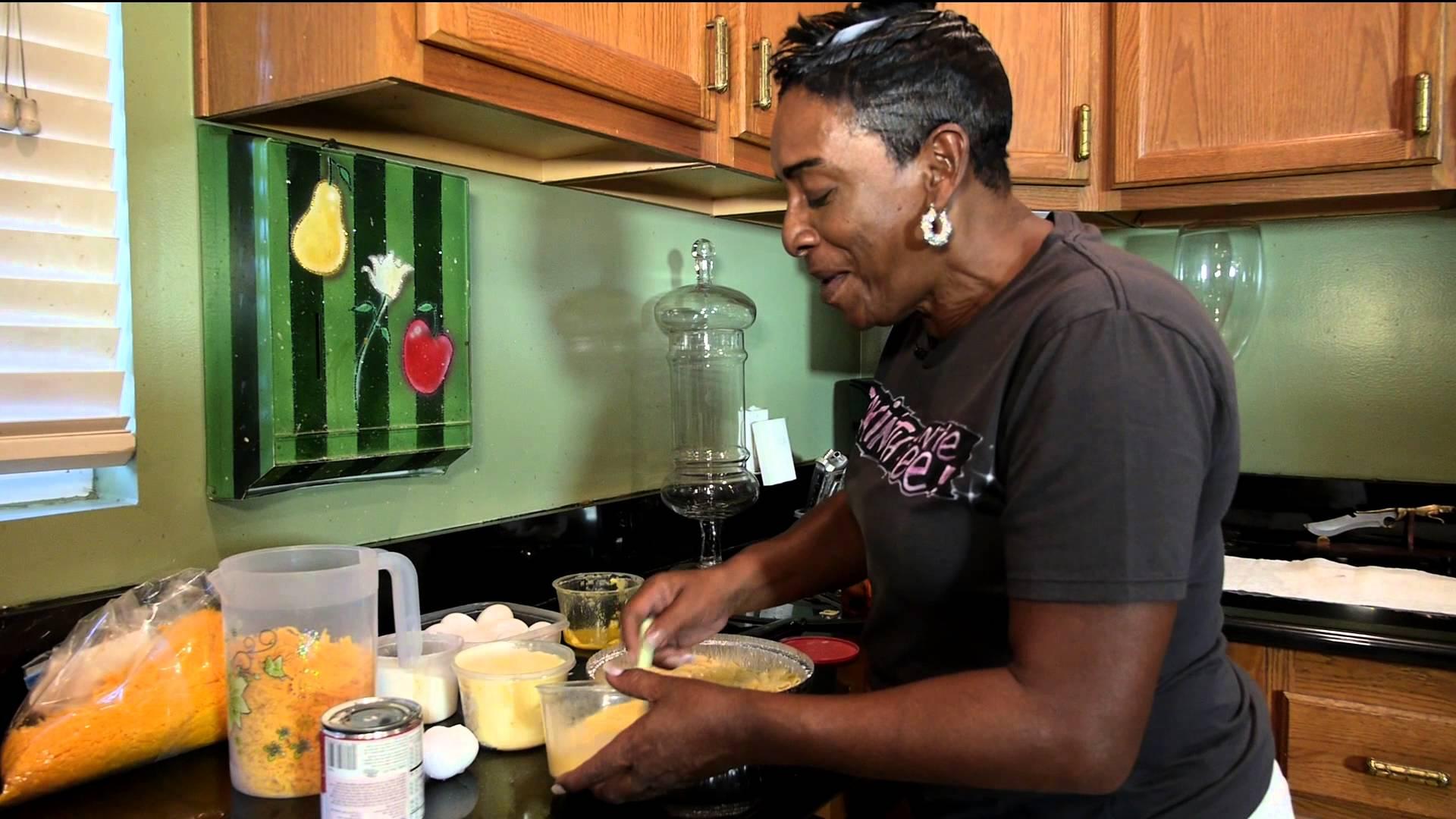 Ebony aunt