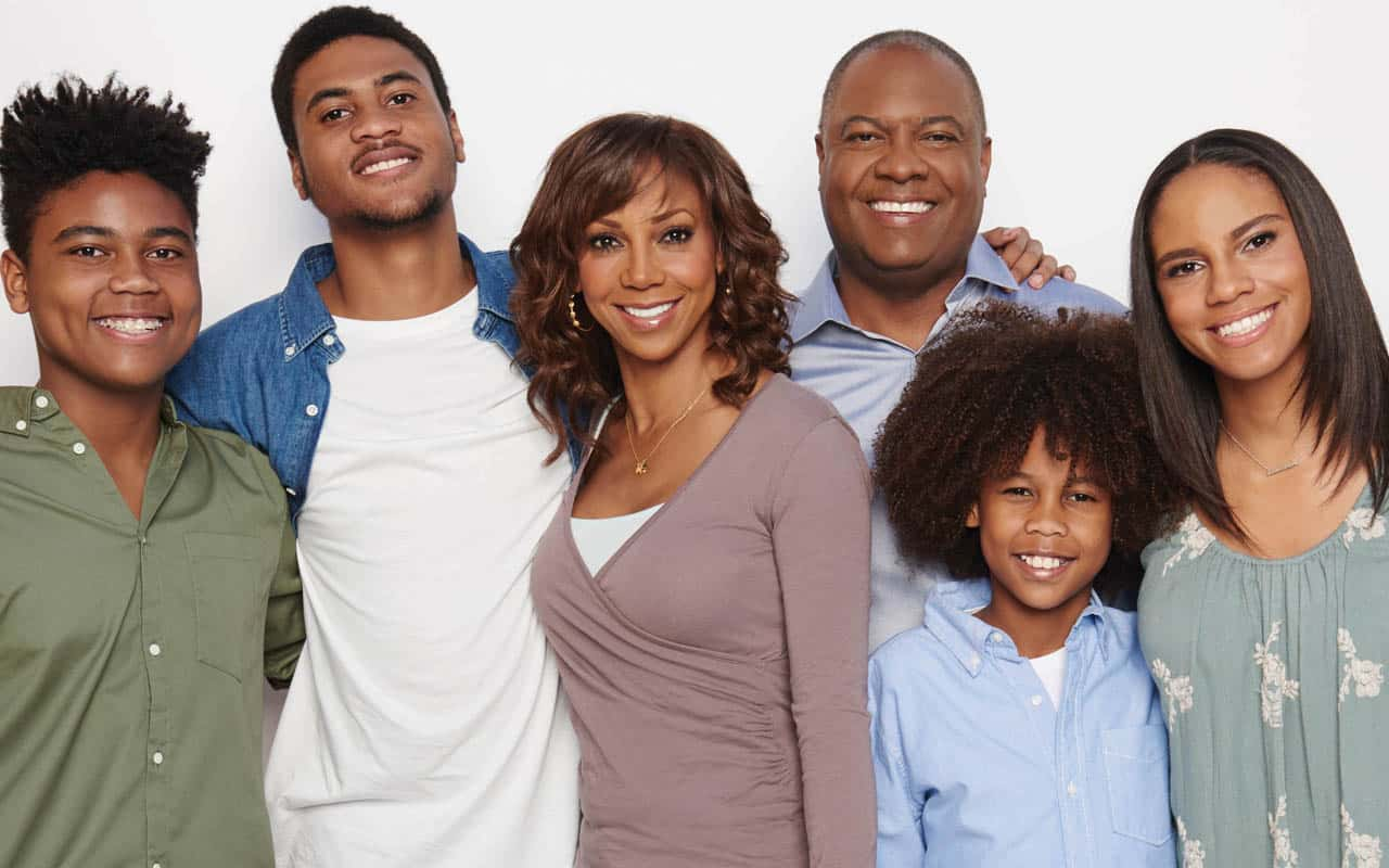 ebony holly robinson peete