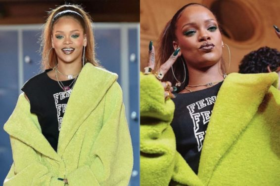 Rihanna Releases 3rd Fenty x Puma Collection at PFW