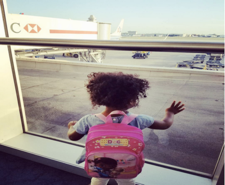 5 Tips for a Smooth Airport Experience With Young Kids