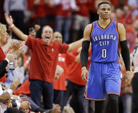 Russell Westbrook, NBA