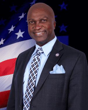 Mayor Adrian Mapp