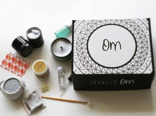Dose of Om Self-Care Beauty Box