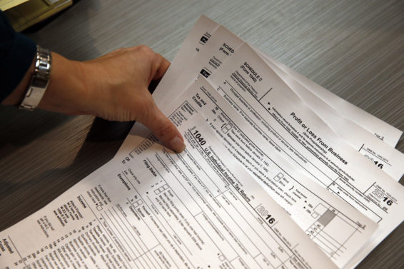 IRS Tax Tips for the Late Filer