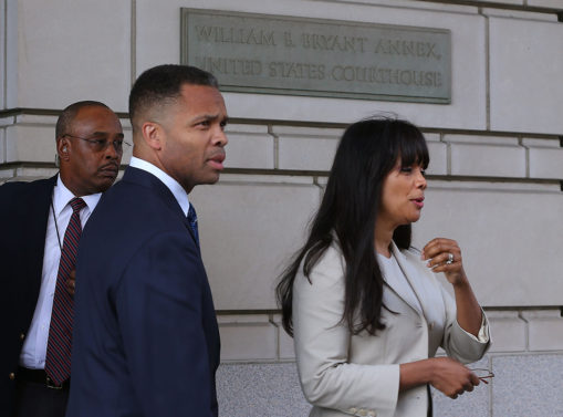 Jesse Jackson Jr., Sandi Jackson Continue Tense Divorce Proceedings