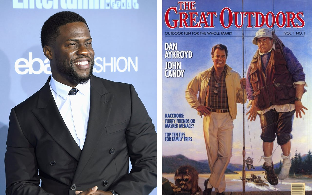 Kevin Hart Great Outdoors