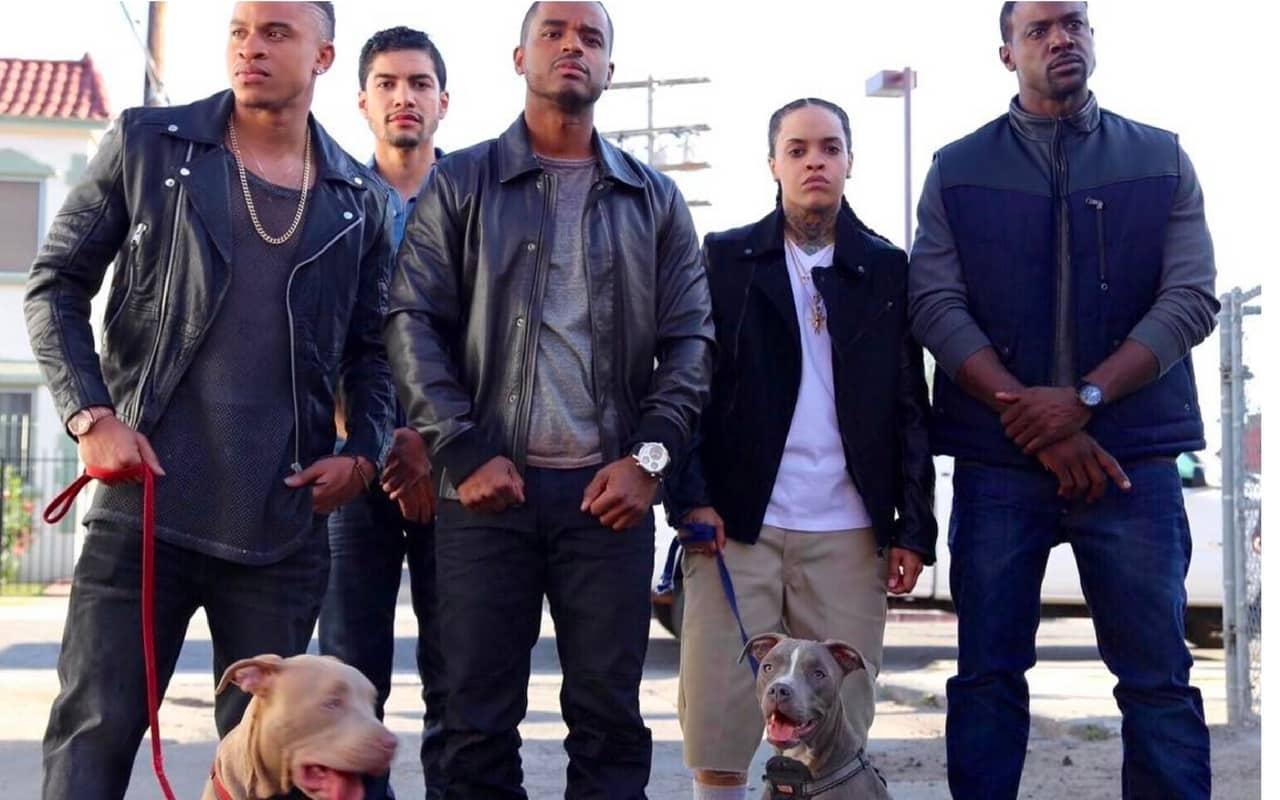 larenz tate lance gross test loyalty in netflix film