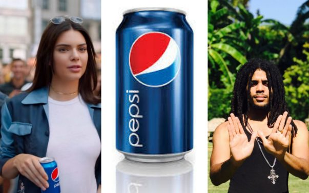 Bruh, What Was Pepsi Thinking With This Kendall Jenner Ad?