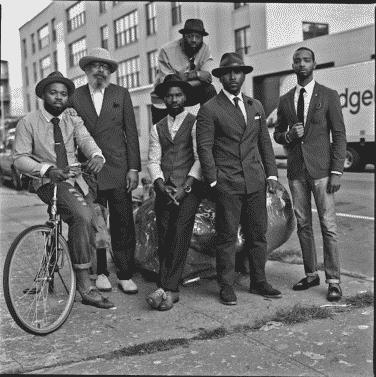 Black Dandies Photo by Russell Frederick