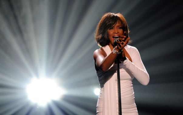 New Film Reportedly Details Whitney Houston's Sexuality