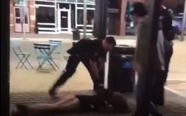 [Video] Fort Collins Police Officer Slams 22-Year-Old Woman